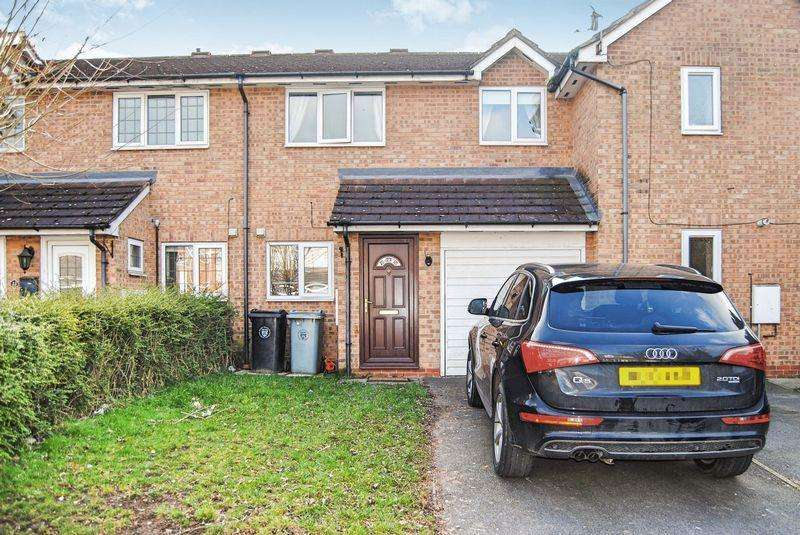 3 Bedrooms House for sale in Palmwood Close, Gonerby Hill Foot, Grantham