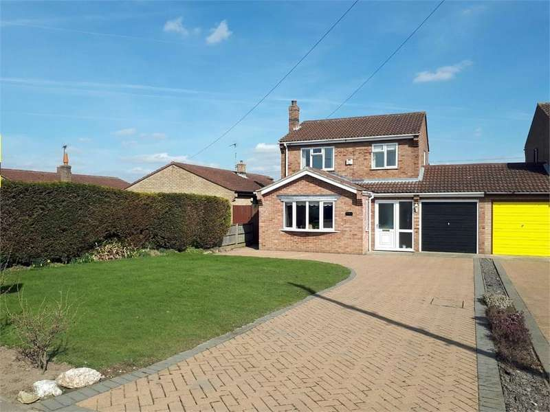 3 Bedrooms Detached House for sale in Tarry Hill, Swineshead, Boston, Lincolnshire