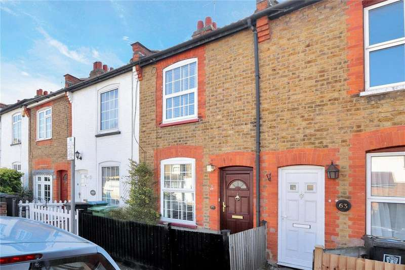 2 Bedrooms House for sale in Pretoria Road, West Watford, Hertfordshire, WD18
