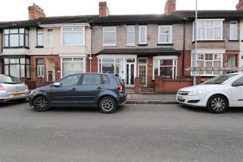 2 Bedrooms Terraced House for sale in Grosvenor Avenue, Oakhill, Stoke-on-Trent