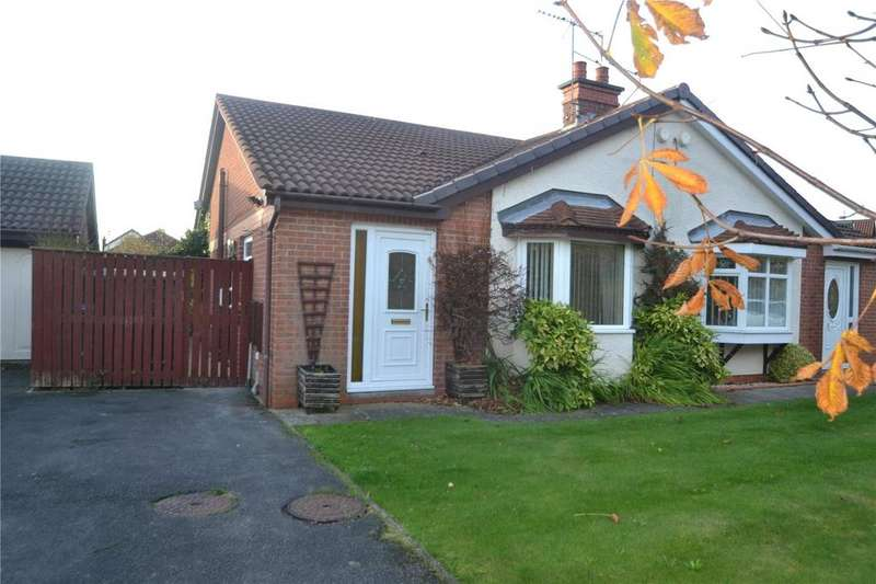2 Bedrooms Semi Detached Bungalow for rent in ONeill Drive, Peterlee, County Durham, SR8