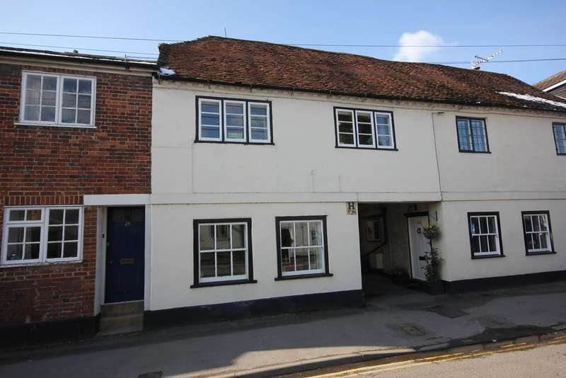 2 Bedrooms Terraced House for sale in SOUTH STREET, WILTON, SALISBURY, WILTSHIRE, SP2 0JS