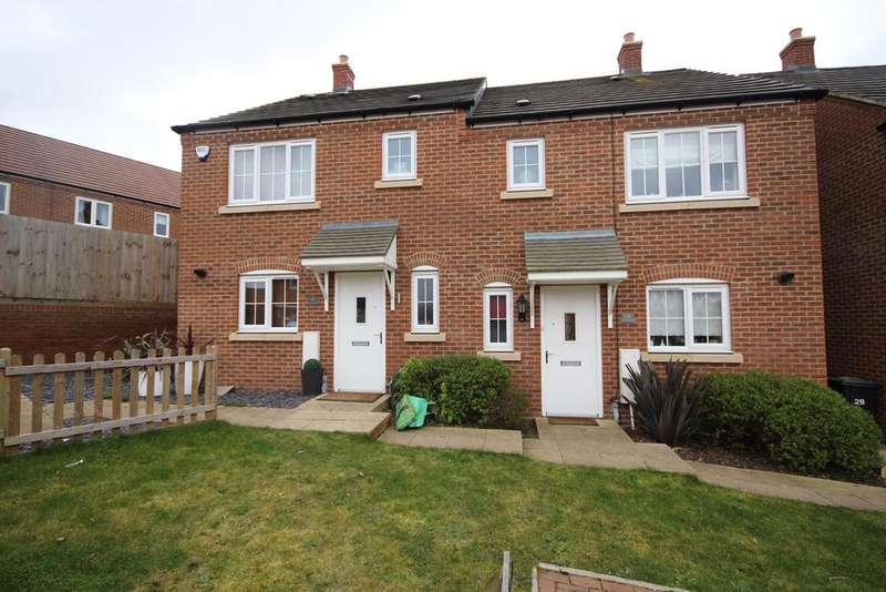 3 Bedrooms Semi Detached House for sale in Plough Lane, Shefford, SG17