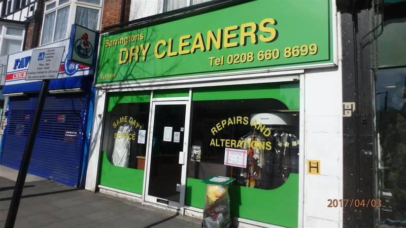 3 Bedrooms Commercial Property for sale in SURREY DRY CLEANERS - 3 BED ACCOMODATION