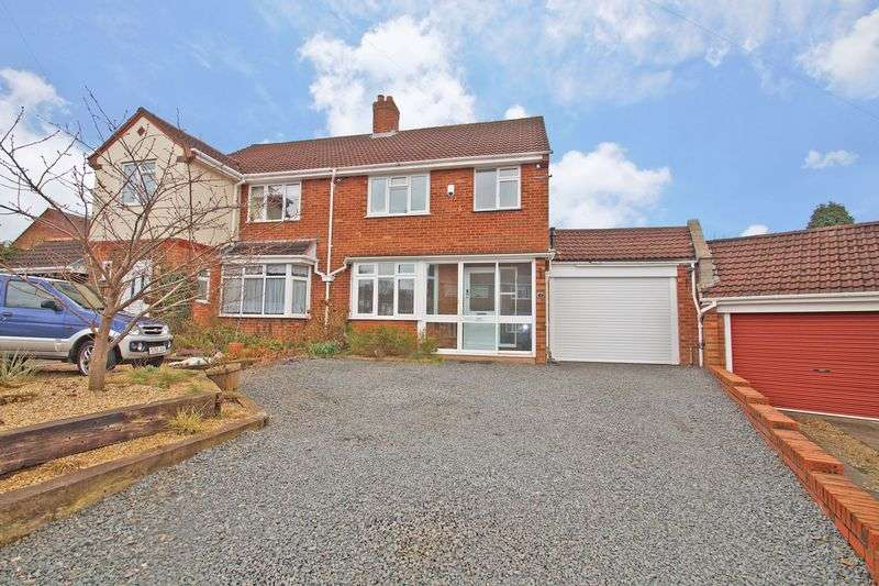3 Bedrooms Property for sale in Green Slade Crescent Marlbrook, Bromsgrove