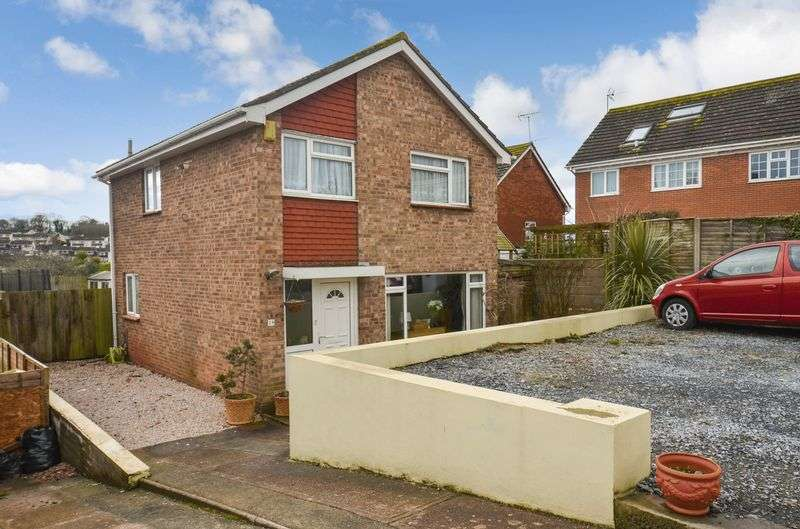 3 Bedrooms Property for sale in Underidge Close, Paignton