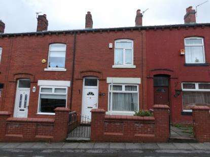 2 Bedrooms Terraced House for sale in South View Street, Tonge Fold, Bolton, Greater Manchester, BL2