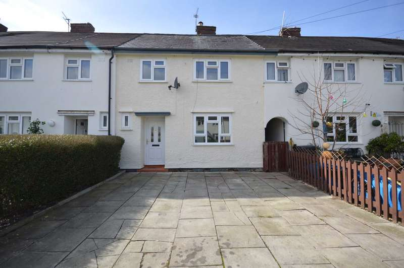 3 Bedrooms Terraced House for rent in Forwood Road, Bromborough