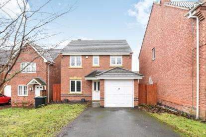 3 Bedrooms Detached House for sale in Harris Close, Redditch, Worcestershire