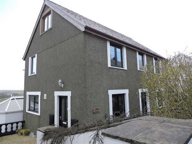 4 Bedrooms Detached House for sale in Nant Y Ffynnon, Goodwick