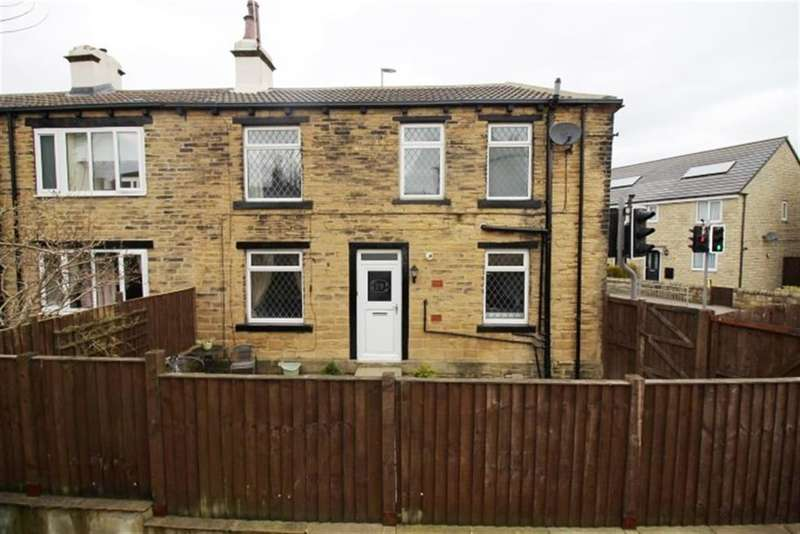 2 Bedrooms Terraced House for sale in Waterloo Road, Pudsey, LS28 8DF