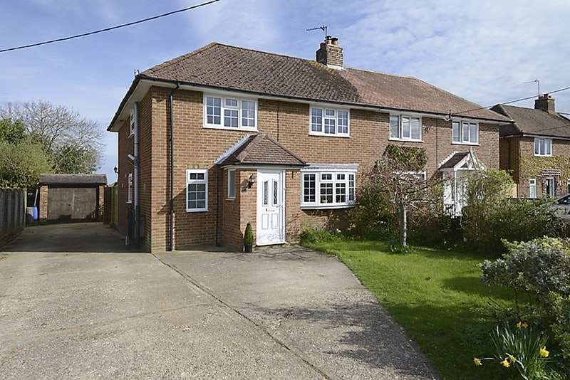 4 Bedrooms Semi Detached House for sale in Linden Avenue, Basingstoke, Hampshire, RG24