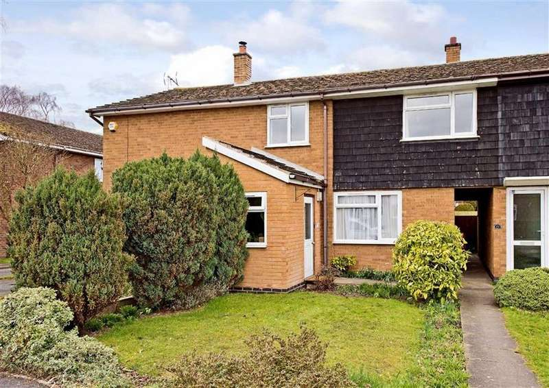 3 Bedrooms Terraced House for sale in 74, Ash Grove, Albrighton, Wolverhampton, Shropshire, WV7