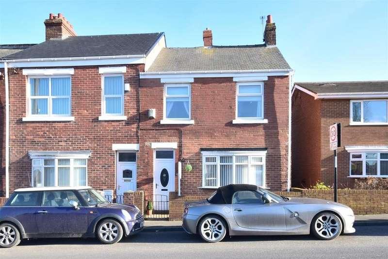 3 Bedrooms End Of Terrace House for sale in Earsdon Terrace, Sunderland