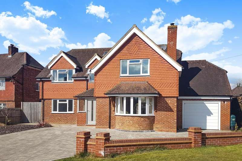 4 Bedrooms Detached House for sale in Chesworth Close, Horsham, RH13