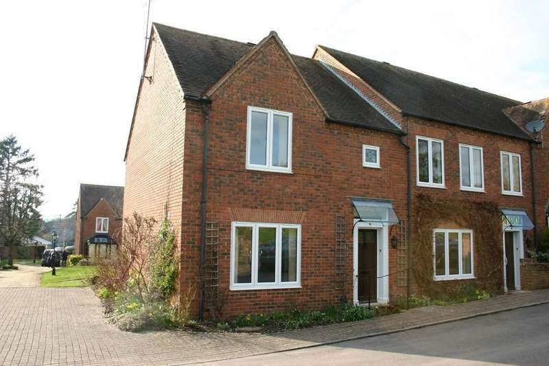 2 Bedrooms End Of Terrace House for sale in Isles Road, Ramsbury