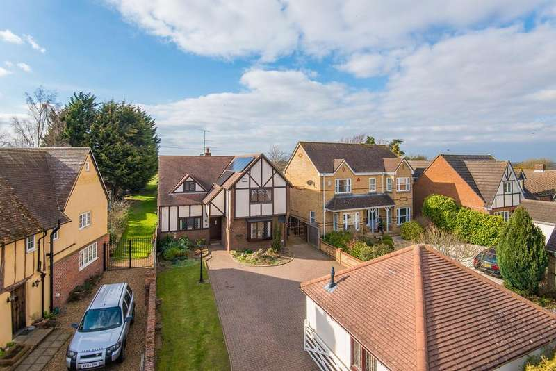5 Bedrooms Detached House for sale in High Street, Meppershall, Shefford, SG17