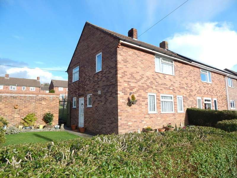 3 Bedrooms Semi Detached House for sale in Victoria Park, Castle Cary