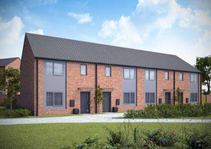 3 Bedrooms Town House for sale in Abbey Park Road, Leicester
