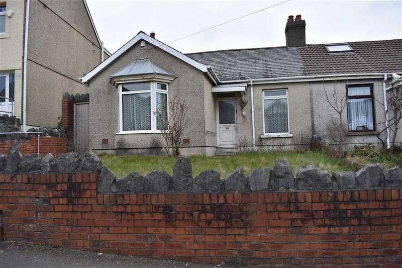 3 Bedrooms Semi Detached Bungalow for sale in Pentregethin Road, Swansea, SA5