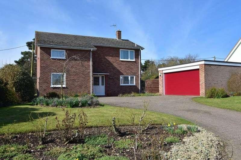 4 Bedrooms Detached House for sale in Bridge Road, Levington, Ipswich, IP10 0NA