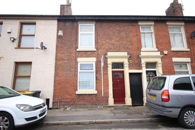 2 Bedrooms Terraced House for sale in Plevna Road, Preston