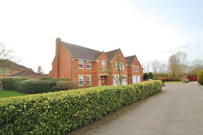 6 Bedrooms Detached House for sale in Kiln Close, Calvert Green