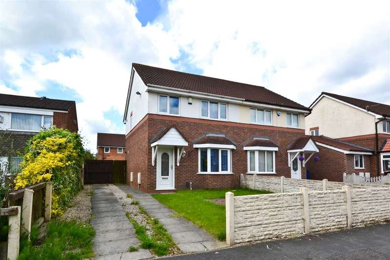 3 Bedrooms Semi Detached House for sale in Ribble Road, Platt Bridge