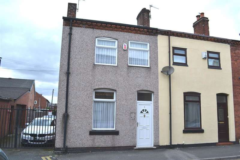 2 Bedrooms End Of Terrace House for sale in Rydal Street, Leigh