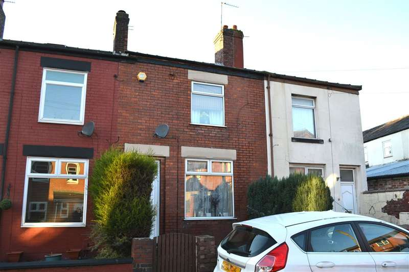3 Bedrooms Terraced House for sale in Siddow Common, Leigh