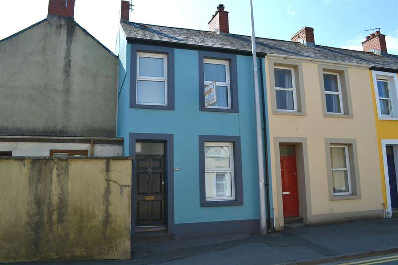 2 Bedrooms Terraced House for sale in St Catherine Street, Carmarthen