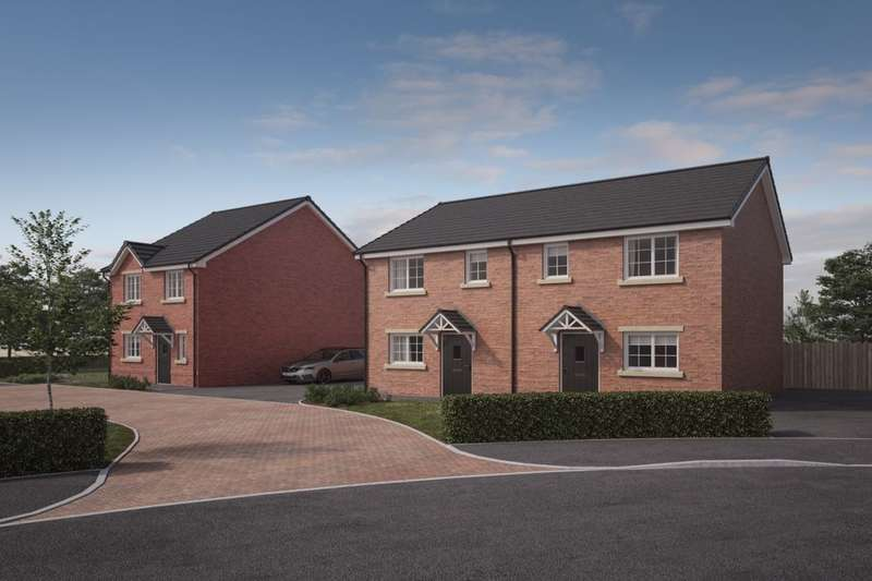 1 Bedroom Flat for sale in West Heath Close Back Lane, Congleton, CW12