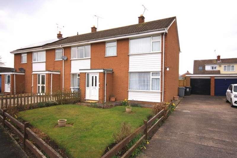 3 Bedrooms Property for sale in Cheyne Walk, Nantwich, CW5