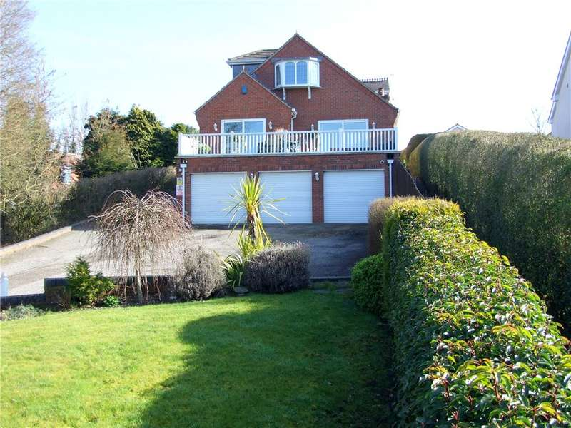 6 Bedrooms Detached House for sale in Station Road, Selston, Nottingham, NG16