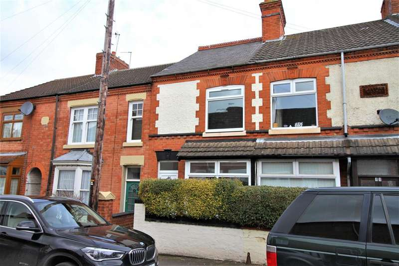 2 Bedrooms Terraced House for sale in James Street, Coalville