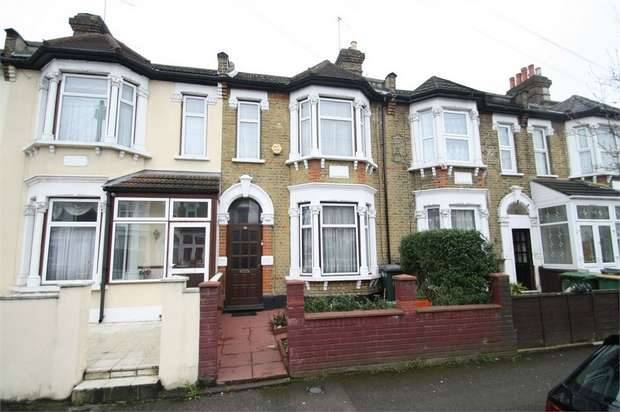 3 Bedrooms Terraced House for sale in Milton Avenue, East Ham, London
