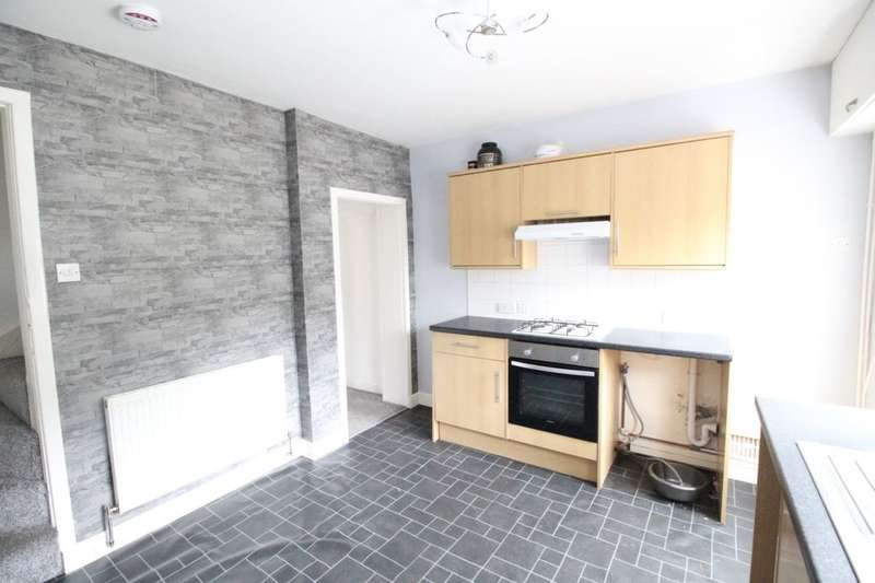 2 Bedrooms Terraced House for rent in Main Road, Renishaw, Sheffield, S21
