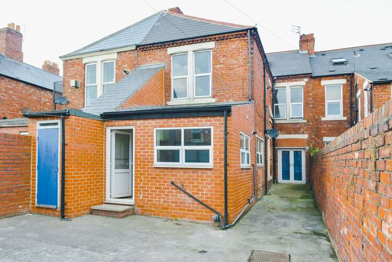 5 Bedrooms Apartment Flat for rent in Rothbury Terrace, Heaton, Newcastle upon Tyne