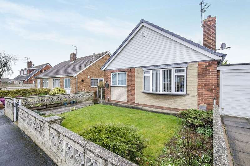 3 Bedrooms Detached Bungalow for sale in Foxdale Avenue, Thorpe Willoughby, Selby, YO8