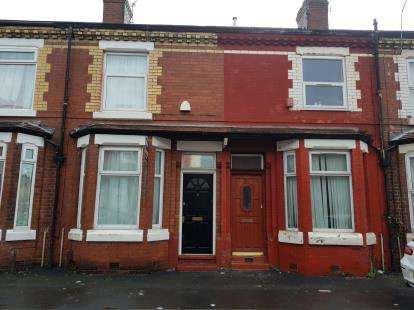 3 Bedrooms Terraced House for sale in Wincombe Street, Manchester, Greater Manchester