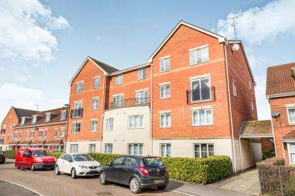 2 Bedrooms Flat for sale in Rawcliffe House, Cobham Way, York