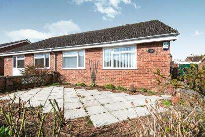 2 Bedrooms Bungalow for sale in Mulbarton, Norwich, Norfolk