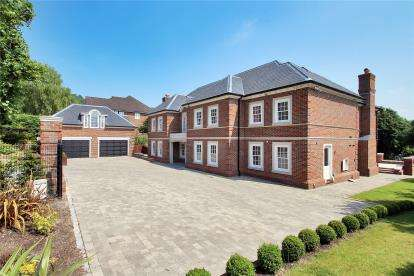 6 Bedrooms Detached House for sale in Greenhill Road, Otford, Sevenoaks