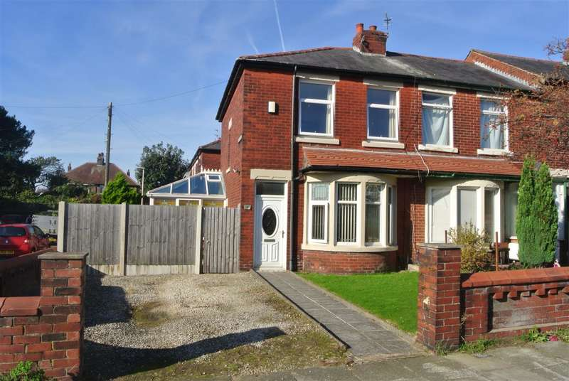 3 Bedrooms End Of Terrace House for sale in Briercliffe Avenue, Blackpool