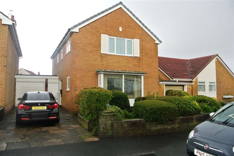3 Bedrooms Detached House for sale in Snowshill Crescent, Thornton Cleveleys