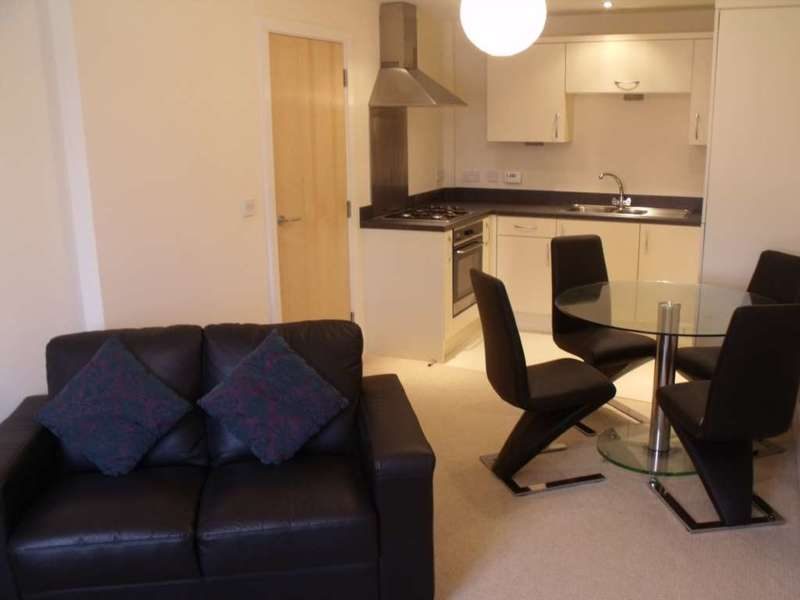 1 Bedroom Apartment Flat for sale in Wellington Road, Eccles