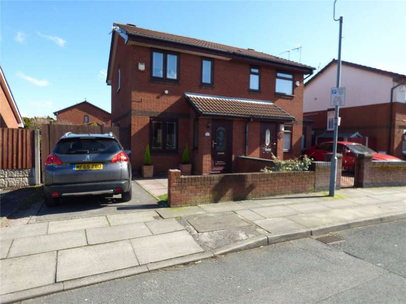 2 Bedrooms Semi Detached House for sale in Darmonds Green Avenue, Liverpool, Merseyside, L6