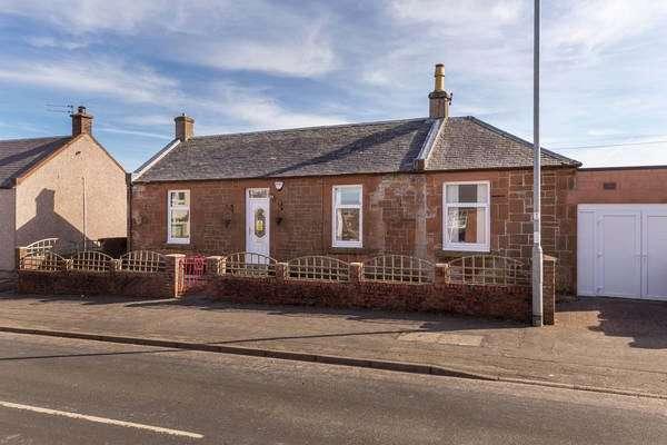 3 Bedrooms Detached House for sale in 7 Leggate, New Cumnock, Cumnock, East Ayrshire, KA18