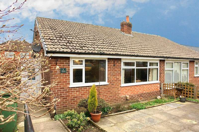 2 Bedrooms Semi Detached Bungalow for sale in Angela Avenue, Royton