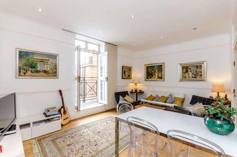 2 Bedrooms Flat for sale in Devonhurst Place, Chiswick, W4